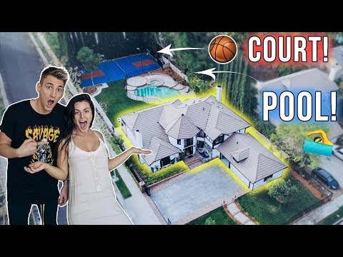 WE'RE BUYING A NEW HOUSE TOGETHER! *FIRST LOOK*