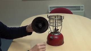 How To Change The Mantle On A Tilley Lamp