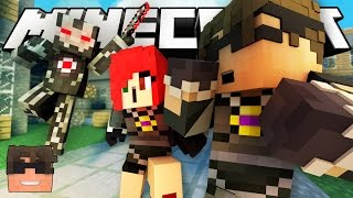 Minecraft MURDER MYSTERY! | GIVE ME ALL THE BUDDER! (Minecraft Murder Mystery Minigame)