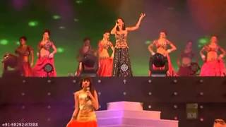 Neeti Mohan  live performance