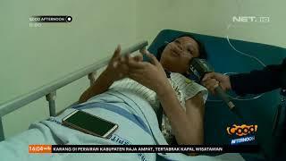 Kondisi Korban KRL Anjlok Di RS PMI Bogor