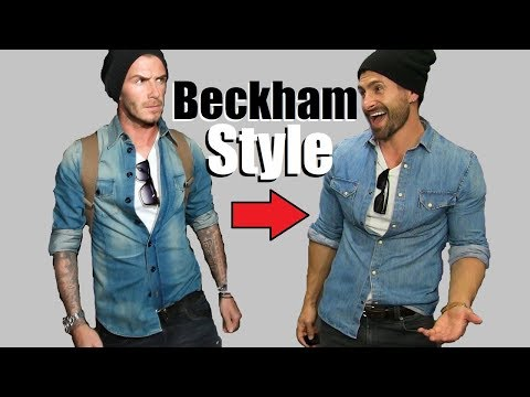 6 David Beckham Style Secrets EVERY Guy Should STEAL! Mp3