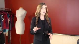 NuStyle: Get The Job Fashion | Model Latina
