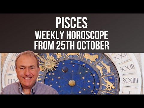 Weekly Horoscopes from 25th October 2021