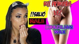Depilacion Intima con Cera PASO a PASO | Depilacion Brasileña DUELE | Brazilian Wax Full
