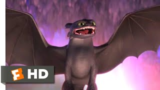 How to Train Your Dragon 3 (2019) - The Hidden World Scene (5/10) | Movieclips