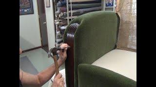 1930s Art Deco Chair Restoration - Part 1