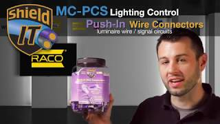 video: RACO: Shield-IT™ MC-PCS Connector