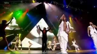 JLS - Do You Feel What I Feel (JLS Sing for Sport Relief)