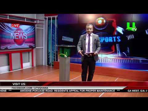 Sports News With David Ofori Osafo 13/04/21