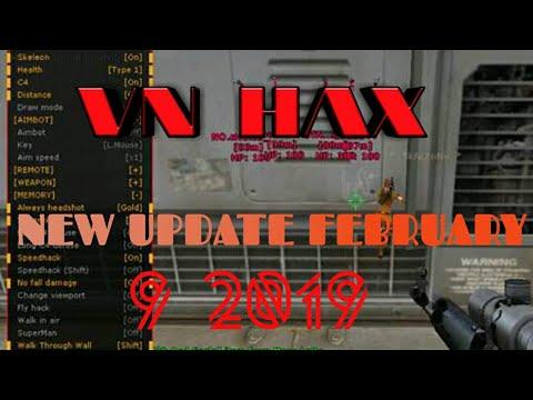 Vn-Hax for CFPH Cheat 2018 - смотреть онлайн на Hah Life