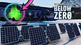 TERRAZA DE PLACAS SOLARES Y MUCHOS ION CUBES ⭐️ Subnautica Below Zero #32 | iTownGamePlay