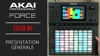 Akai Pro Force - Video