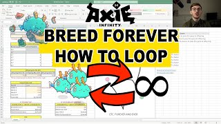 Breeding in Axie Infinity. How to loop forever? (July 2021 ROI)