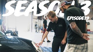 Acura NSX Vin#1 Arrives for the Chicago Auto Pros Signature 10K Detail | Detail VLOG | S3E19