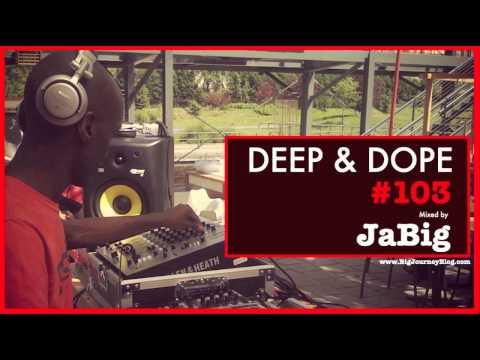 Deep Latin & Afro House Music DJ Mix by JaBig [DEEP & DOPE 103]