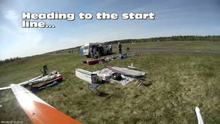F5J electric soaring competition: a tutorial