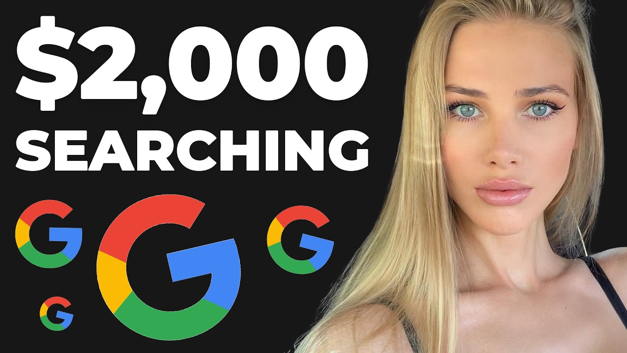 Make $2,000 Searching on Google|EASY & FAST (Earn Money Online) thumbnail
