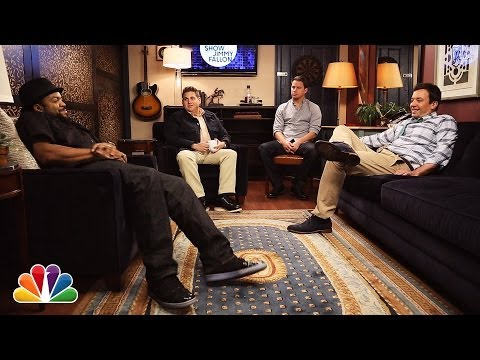 Sup With Jonah Hill, Channing Tatum, Ice Cube And Jimmy Fallon Mp3