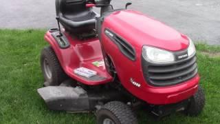Craftsman Husqvarna Tractor Fix: Level Deck Hack