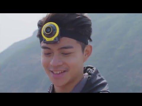CASIO 戶外拍攝「分體相機」EX-FR100- Go Adventure!