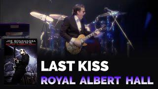 Joe Bonamassa - Last Kiss - Royal Albert Hall 2009