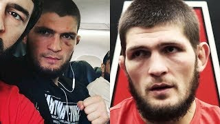 Слова Хабиба перед боем против Конора Макгрегора на UFC 229