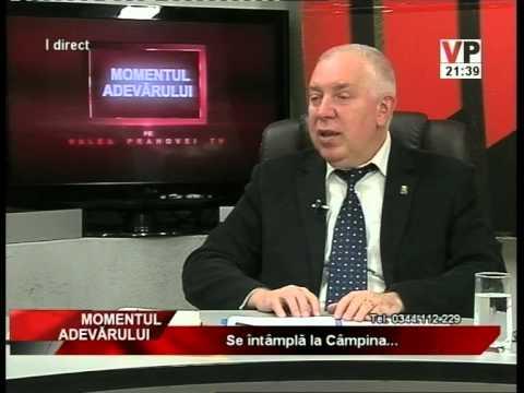 Emisiunea Momentul Adevărului – Horia Tiseanu – 19 noiembrie 2014