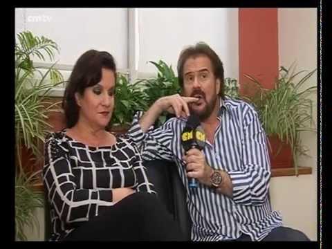 Pimpinela video Entrevista CM - 2014