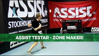 ASSIST TESTAR: Maker - Nytt blad från ZONE
