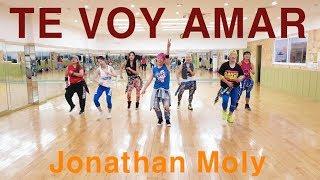 ZUMBA   Jonathan Moly - TE VOY AMAR (Salsa)   @Mellisa Choreography   Team ignis   Zumbarella
