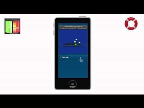 Video of Navigation Lights & Shapes