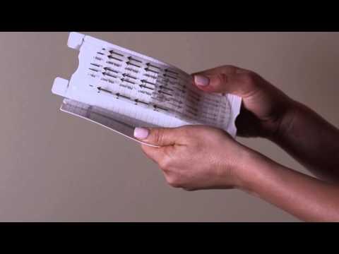 Video embrace® Active Scar Defense Application Video -C-Section