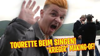 Tourette beim Singen - KRIEGER Making-Of/Outtakes!