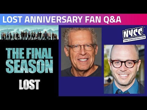 Metaverse Presents - Lost Anniversary Fan Q&A With Damon Lindelof and Carlton Cuse