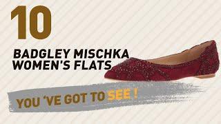 Badgley Mischka Womens Flats // New & Popular 2017