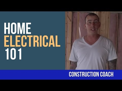 Home Electrical 101 – What you need to know now!