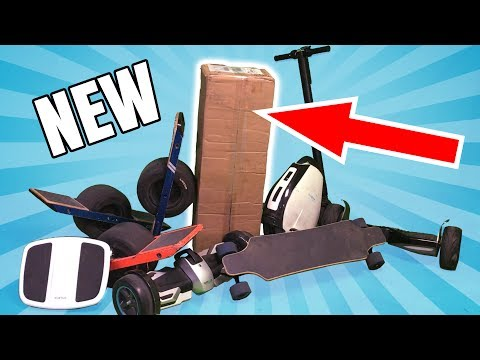 RARE Hoverboard Unboxing!!