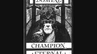 Domine  - The eternal champion (demo)
