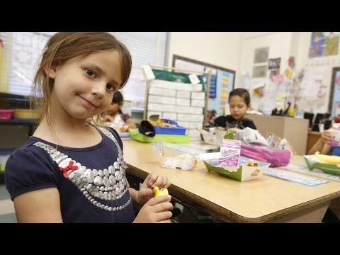 Thumbnail for video: How does school breakfast impact children's nutrition?