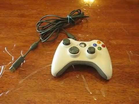 Accesorios;Control con cable  Xbox 360