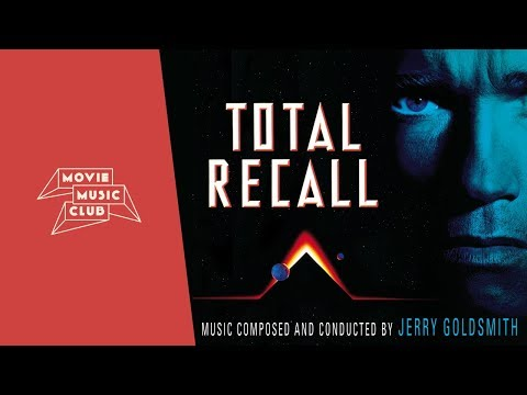 "Jerry Goldsmith - The Dream (Original 1990 Soundtrack Album) (From ""Total Recall"" OST)"