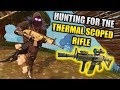 Hunting For The Thermal Scoped Rifle | Fortnite Battle Royale