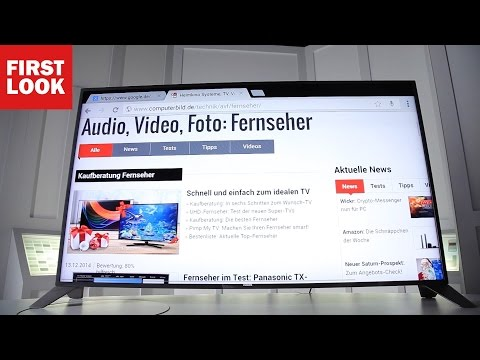 Philips 55PUS8809: Android-TV im Praxis-Test