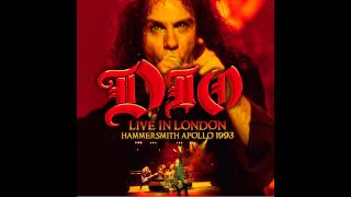 Dio - Strange Highways (Live in London Hammersmith Apollo 1993) ~ Audio
