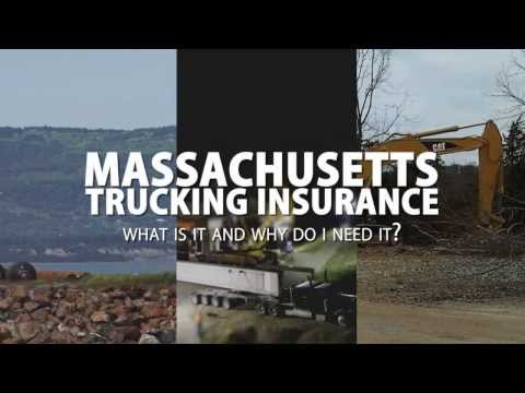 Massachusetts Trucking Insurance: what is it and why do i need it?