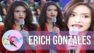 Erich shows how to act like 'Corazon Ang Unang Aswang' | GGV