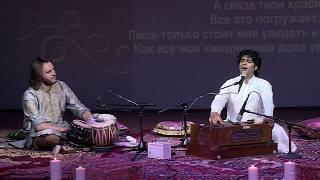"""Bittu Mallick """"Raag Hansdhwani. Alaap""""/Битту Маллик """"Рага Хансдвани.Алап"""" Moscow 27.05.15"""