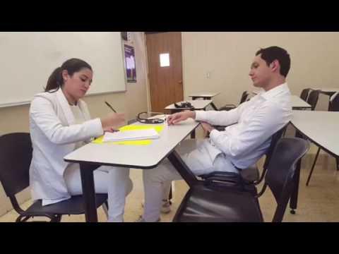 Que en un hospital que está siendo tratado hipertensión