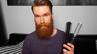 Das ultimative Hilfsmittel für deine Haare.   Volumen, Kontrolle, gepflegtes Aussehen